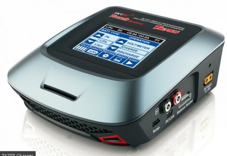 SKYRC T6755 AC/DC Lipo Battery Touch Screen Balance Charger Discharger