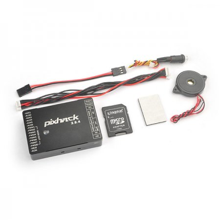 Pixhack 2.8.4pro flight control 32bit open source autopilot flight controller Pixhawk Ungrade version