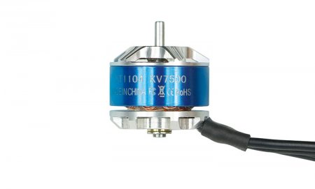 KINGKONG XT1104-7500KV Brushless Motor for ET115 ET125 EGG136 FPV RC Racer Drone Quadrocopter