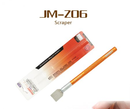 Jakemy Z06 Cutting Graver Knife with Blade Scraping Cutter DIY Pcb Fixtures Holder Wood Carving Knife Set JM-Z06