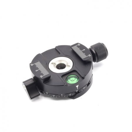 XILETU XPC-60C 360 Degree Panoramic Tripod Head Clamping For Arca Swiss Tripod Ball Head 38mm Quick Release Plate