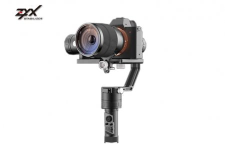 Tarot Flamingo M / Pro Smart Tracking 3-Axis 360 Handheld Gimbal Stabilizer Support 350g-1900g DSLR Camera ZYX Phone APP Control