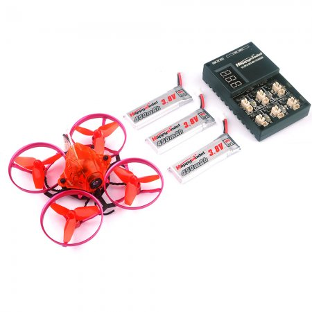 Snapper7 Brushless Whoop Racer Drone BNF Micro 75mm FPV Racing Quadcopter Crazybee F3 Flight Control Flysky/Frsky RX 700TVL Camera VTX