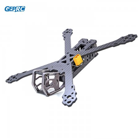GEPRC GEP-KX5 Elegant True X Freestyle FPV Frame 243MM Wheelbase Carbon Fiber for RC Racing Drone Quadcopter