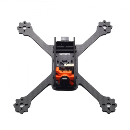 JMT 3 inch Carbon Fiber Rack 135mm Wheelbase FPV Racing Drone Quadcopter Frame Kit fit for 1106 1306 1407 1506 Motor