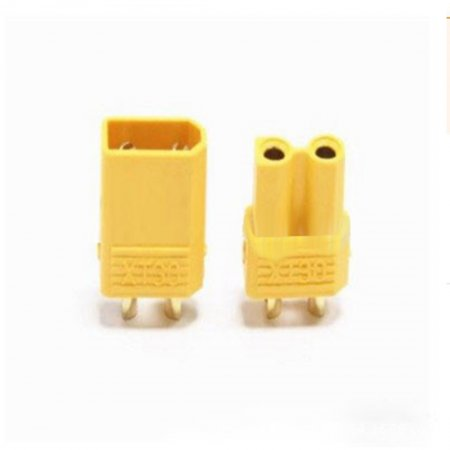 JMT XT30 Connector Male Female Plug for RC Drone Aircraft Quadcopter Motor ESC Battery