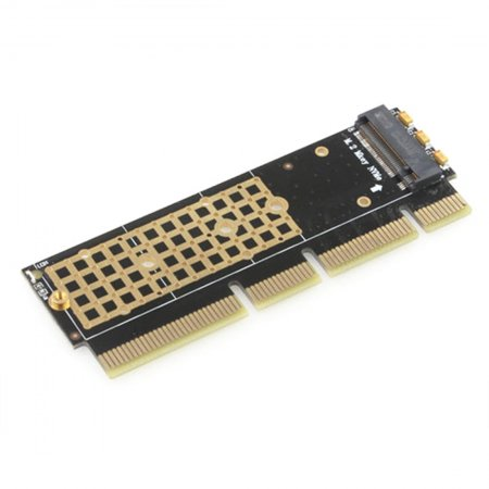 JEYI MX16-1U M.2 NVMe SSD NGFF TO PCI-E 3.0 X4 X8 X16 Adapter M Key Interface Card Suppor PCI Express 2280 Size m.2 FULL SPEED