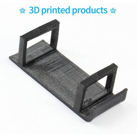 JMT Battery Holder Protection Seat Black TPU 3D Printing For Happymodel Mobula7 Mobula 7 V3 Frame FPV Racing Drone