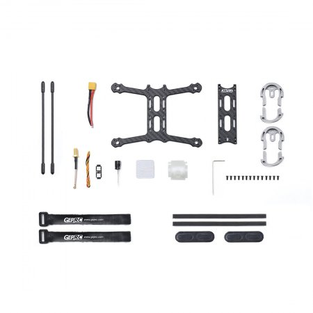 GEPRC Cygnet GEP-CX2 115mm 2 Inch / GEP-CX3 145mm 3 Inch Carbon Fiber Frame Rack for Freestyle DIY FPV Racing Drone Quadcopter
