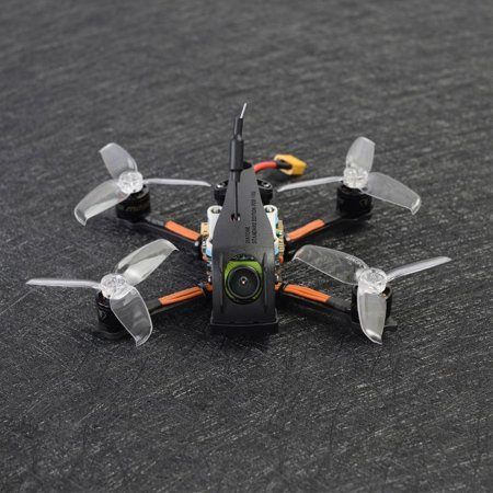 DIATONE R249P-HD 115mm PNP 2.5 Inch Indoor FPV Racing Drone Quadcopter with F405 Mini FC RunCam Split Mini 2 Camera TX200 VTX MAMABA 1105 5500KV Motor