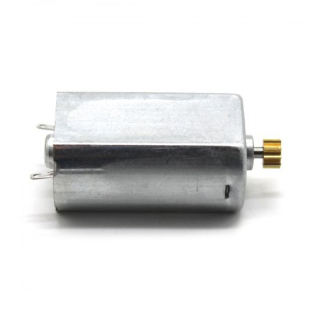 Feichao 5pcs /lot 180 Gear Motor 0.5 Module 10 Gears High Speed 6V DC Motor for DIY Model Car Boat Accessories