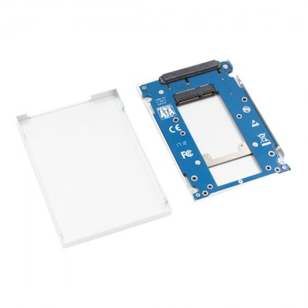 JEYI KM7 mSATA TO SATA SSD BOX SATA 2.5' SSD Caddy Full Size mSATA TO 22Pin SATA 50mm mSATA TO SATA 6Gbps To SATA3 SSD Adapter