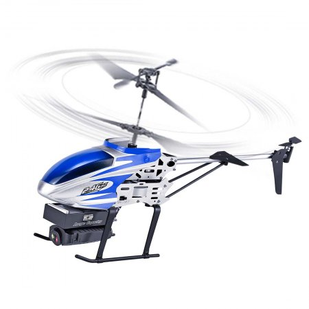 Feichao KY808 2.4G 4CH 6 Aixs Hover Altitude Hold Wifi APP Control RC Helicopter With HD Camera Outdoor Toys