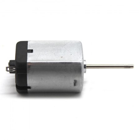 Feichao 4pcs FF-280PB Motor 6-12v Toy Motor Long Shaft DC Motor DIY Electric Model Assembly Parts