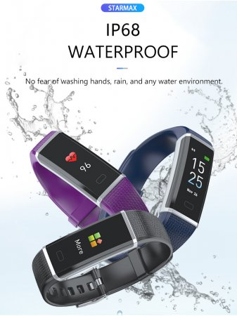 New Smart Watch Men Women Heart Rate Monitor Blood Pressure Fitness Tracker Smartwatch Sport Watches for IOS Android Waterproof