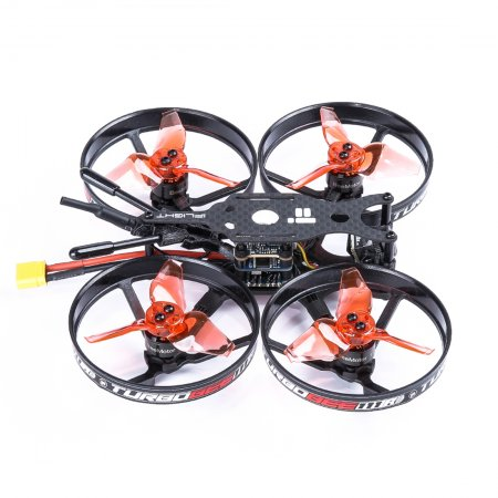 iFlight TurboBee 111R 111mm 4S 2.3 Inch Micro FPV Racing Drone PNP BNF with 1105 4500KV Motor Caddx Turbo Eos2 FPV Camera