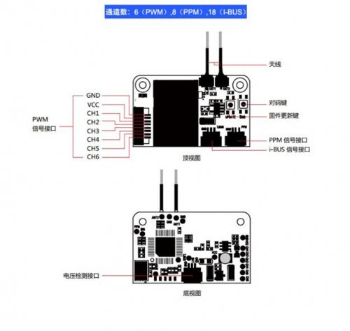 US$ 38 31 - Flysky FS-i6 6CH 2 4G AFHDS 2A LCD Transmitter