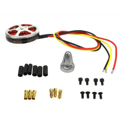 US$ 149 66 - Assembled Kit : 40A ESC Controller 750KV Motor