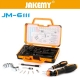 JAKEMY 69 in 1 Hardware Screwdriver Set for Tablet PC  Macbook Mobile Phone Open Tool Kit