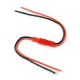 JMT 20AWG Soft Silicone Wire Battery Cable For DIY MINI FPV Racing Drone Brushed ESC Motor LED Light