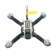 Flyegg 130 PNP FPV Racing Mini Indoor Brushless Drone Quadcopter with DSM/2 /XM/FS-RX2A/FM800/No RX Receiver F21464/68