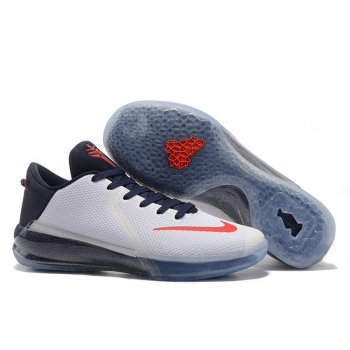 01380d606ab4bc NIKE ZOOM KOBE VENOMENON 6 WHITE NAVY ORANGE