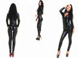 C7221 leather catsuit (1)
