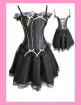 la067-2 CORSET dress