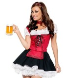 5818 Sexy Maid Oktoberfest Costume