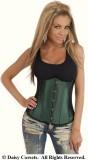 A612 green corset