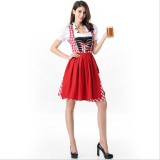 7039 Ladies Oktoberfest Beer Maid Wench German Bavarian Heidi F