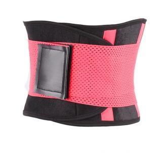 06 pink waist trainer belt
