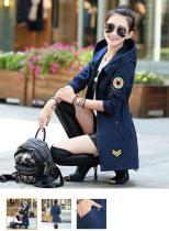 A19  M-3XL coat                100