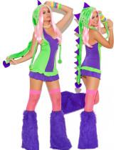 80633 dinasour costume