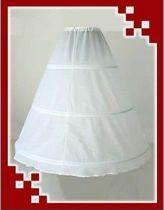 3-Hoop 1-Layer Petticoat Wedding Dresses Petticoat Underskirt