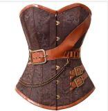 QF907 steampunk corset