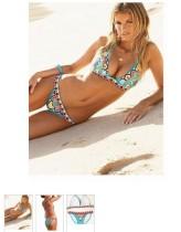 AF5569-2 2013 Sexy Girl Bikini Set Push-up Padded Bra