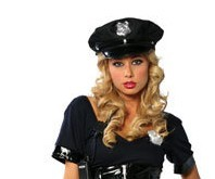 zy218POLICE HAT