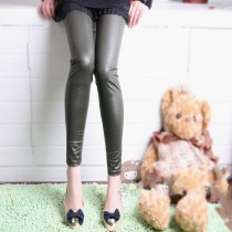 FY024-2 faux leather legging