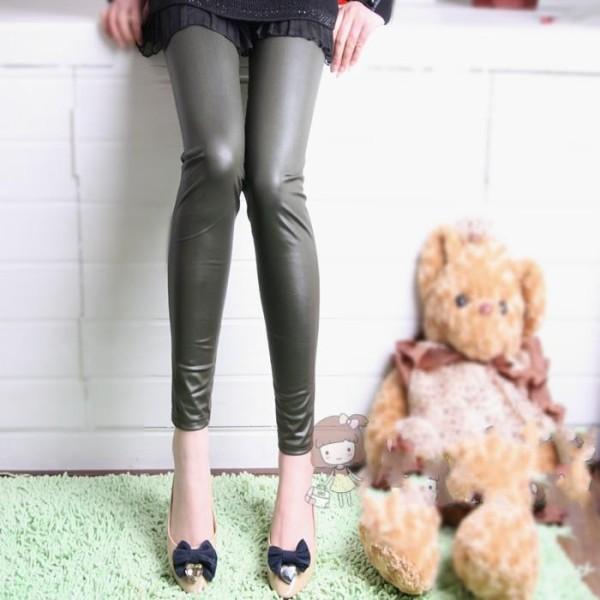 FY024-2 faux leather legging