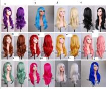 anime wig 70cm longer
