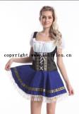 2055(8046) oktoberfest costume