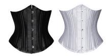 7058 underbust corset  26 steel boned