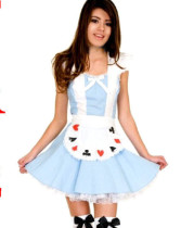 4694 alice in wonderland costume