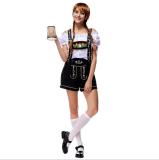 6642 Ladies Beer Maid Oktoberfest German Costume Fancy Dress Up