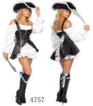 4757 pirate costume