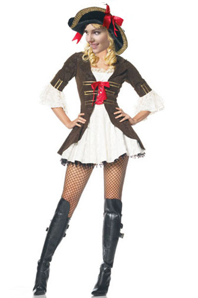 8163-1 pirate costume
