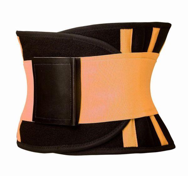 06 orange  waist trainer belt