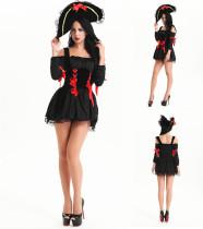 8073-2(100)pirate costume