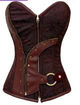 917 steempunk corset